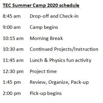 Camp day 2020